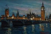 Лондон вночі