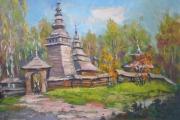 Церква в Шевченківському гаю