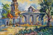 Підкамінь. Ворота до Церкви