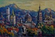 Львів. Панорама міста