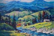 Початок ріки Прут
