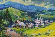 Весна на Чорногорі. 2013