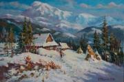 Карпатська зима