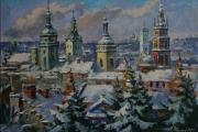Львів. Вежі старого міста