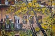 Львів. Вид з мого вікна